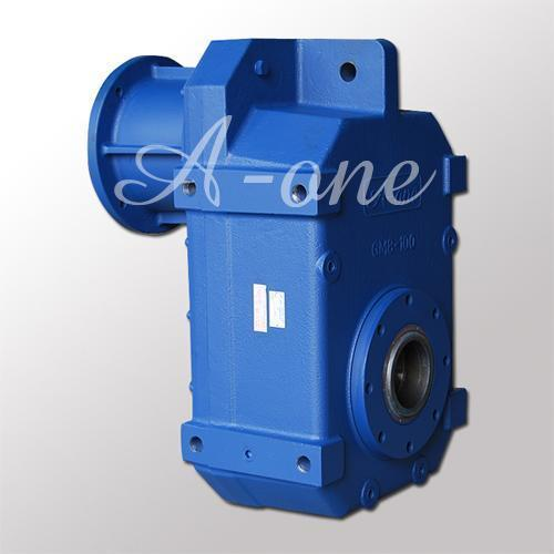 Parallel shaft gear units--GM8