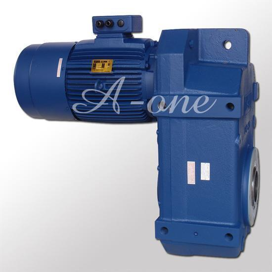 Parallel shaft gear motor--GM8