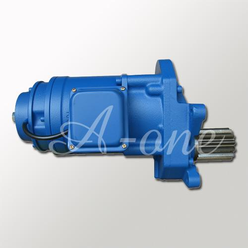Gear motor for end carriage LK-0.4A