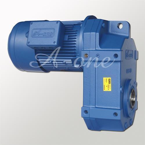 Parallel shaft gear motor--GM6