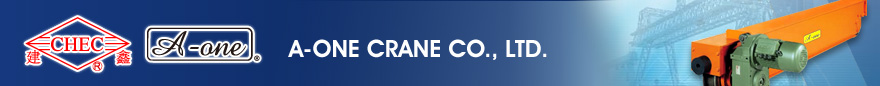 A-ONE CRANE CO., LTD