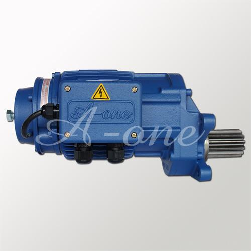 Gear motor for end carriage NK-0.75A